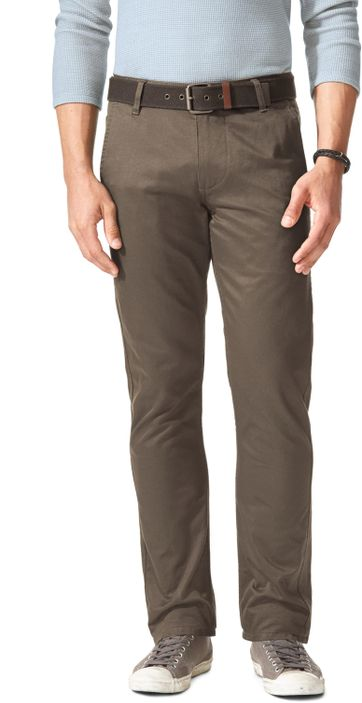 Dockers Alpha Stretch khaki Brown