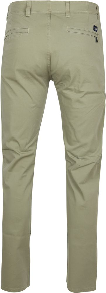 Dockers Alpha Tapered Chino 360 Flex Groen