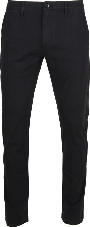 Dockers Alpha Tapered Chino 360 Flex Schwarz