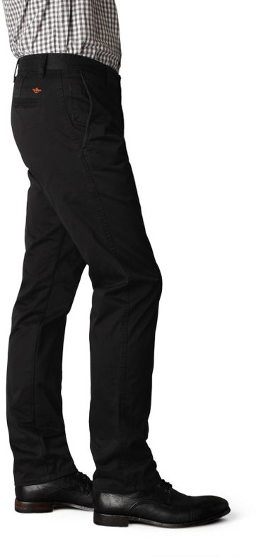Dockers Broek Alpha Black