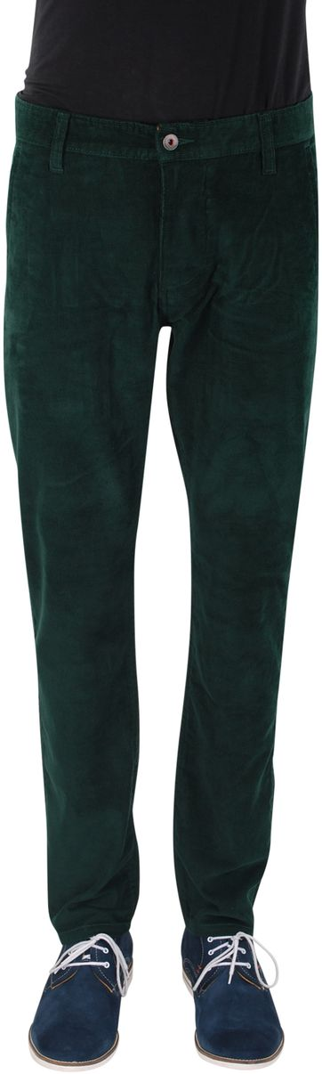 Dockers Chino Alpha Corduroy Dark Green