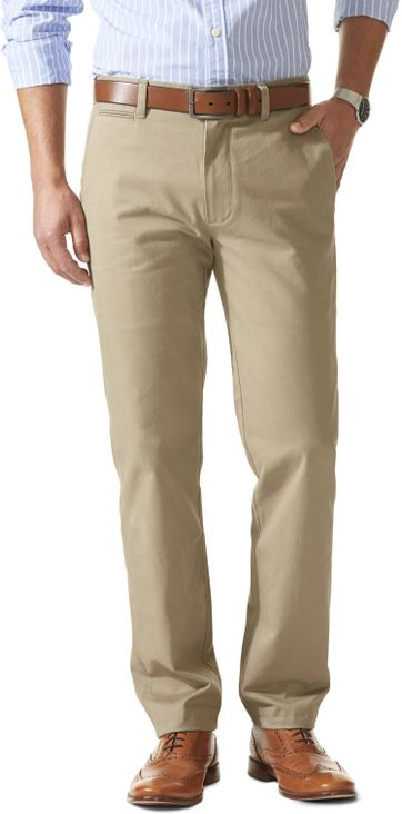 Dockers D1 Slim Pants Khaki
