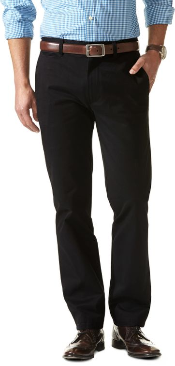 Dockers Pants Black D1 Slim