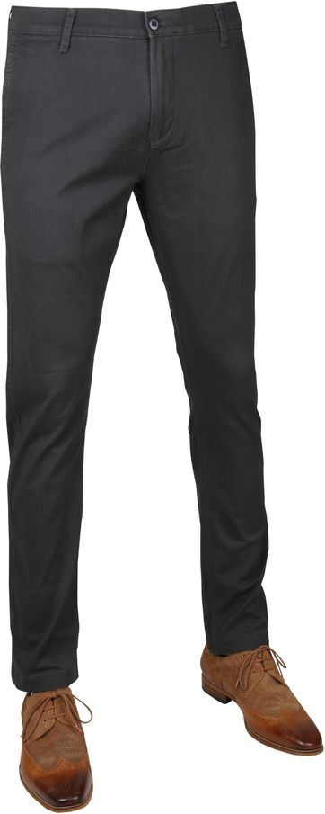 Dockers Skinny Tapered Dunkelgrau