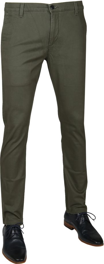 Dockers Skinny Tapered Green