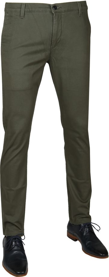 Dockers Skinny Tapered Groen