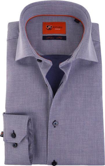 Donkerblauw Overhemd.Donkerblauw Overhemd Widespread 52 16 52 16 Easycare Sf Dessroy