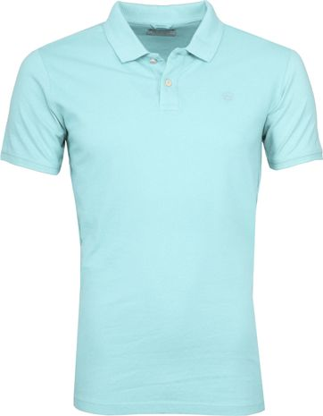 Dstrezzed Bowie Polo Turquoise