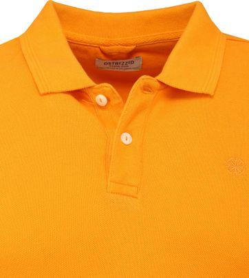 Dstrezzed Bowie Poloshirt Bright Orange