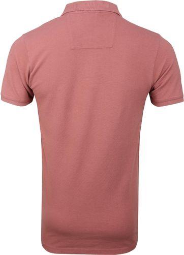 Dstrezzed Bowie Poloshirt Roze