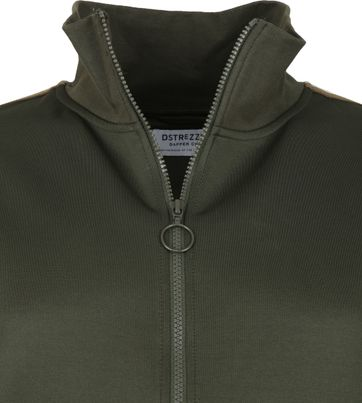 Dstrezzed Cardigan Dark Green