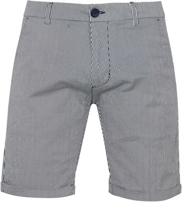 Dstrezzed Charlie Shorts Stripes Dark Navy
