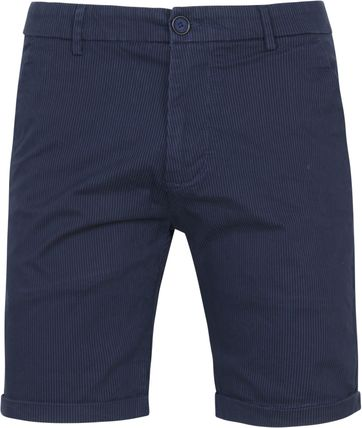 Dstrezzed Charlie Shorts Stripes Navy
