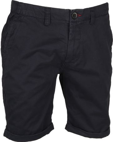 Dstrezzed Chino Short Dense Navy