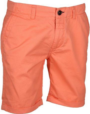 Dstrezzed Chino Short Dense Oranje