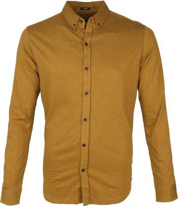 Dstrezzed Club Jersey Hemd Mustard