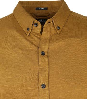 Dstrezzed Club Jersey Shirt Mosterd