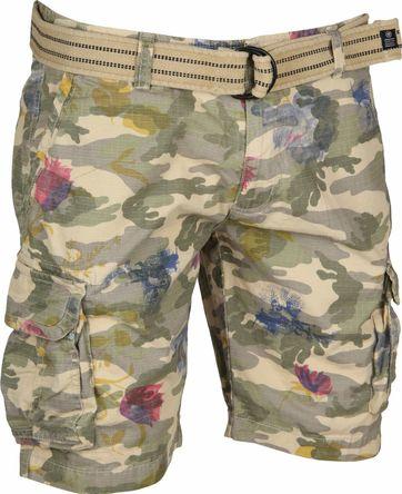 Dstrezzed Combat Short Camouflage
