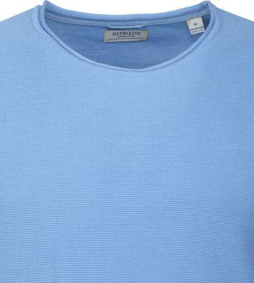 Dstrezzed Cooper Acid Sweater Light Blue