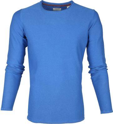 Dstrezzed Cooper Pullover Blau