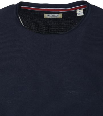 Dstrezzed Cooper Sweater Navy