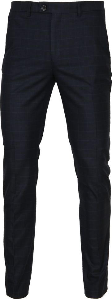 Dstrezzed Fonda Fancy Chino Navy Diamond