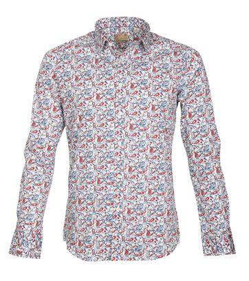Dstrezzed Hemd Mini Paisley