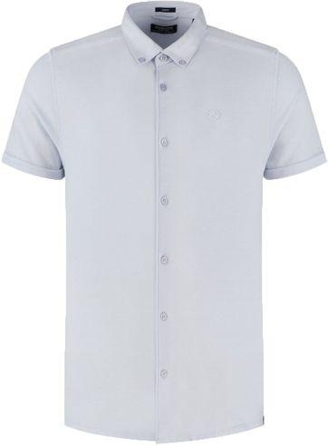 Dstrezzed Hemd SS Blau