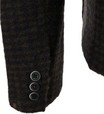 Detail Dstrezzed Knitted Blazer Pied de Poule