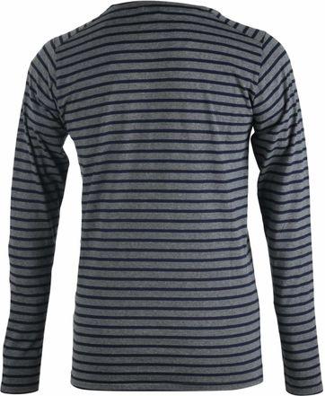 Dstrezzed Longsleeve Grey Stripe