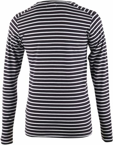 Detail Dstrezzed Longsleeve T-shirt Navy Stripes