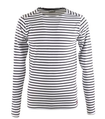 Dstrezzed Longsleeve T-shirt White Stripes