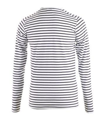 Detail Dstrezzed Longsleeve T-shirt White Stripes