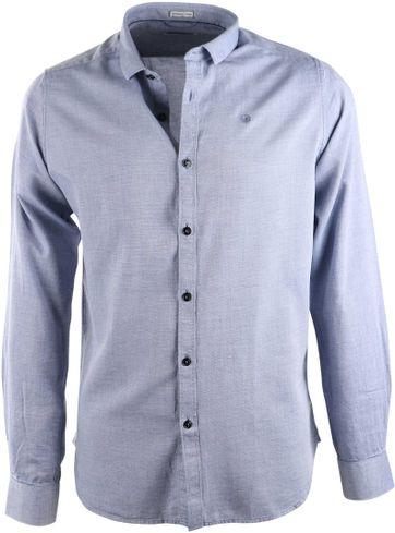 Dstrezzed Overhemd Blauw