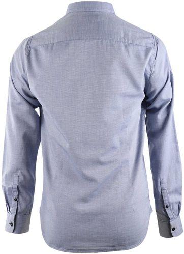 Detail Dstrezzed Overhemd Blauw