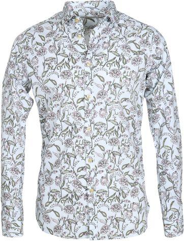 Dstrezzed Overhemd Dessin Bloem