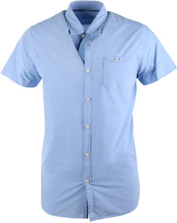 Dstrezzed Overhemd Lichtblauw