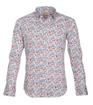 Dstrezzed Overhemd Mini Paisley