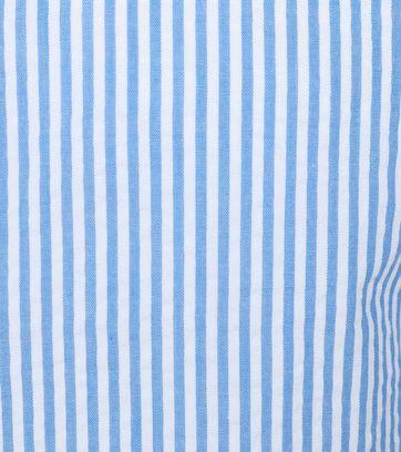 Detail Dstrezzed Overhemd Seersucker Streep