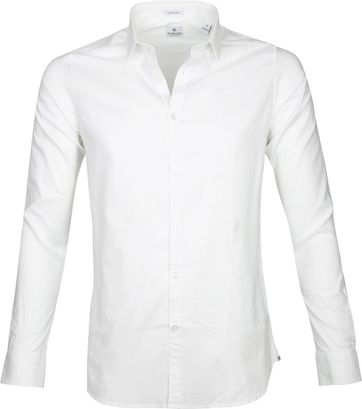 Dstrezzed Overhemd Wit