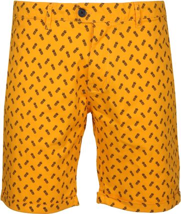 Dstrezzed Pineapple Short Yellow