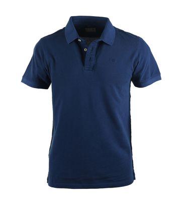 Dstrezzed Polo Blauw