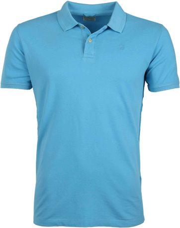 Dstrezzed Polo Uni Blau