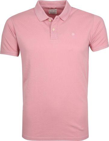Dstrezzed Polo Uni Pink