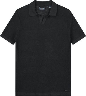 Dstrezzed Polo Zwart