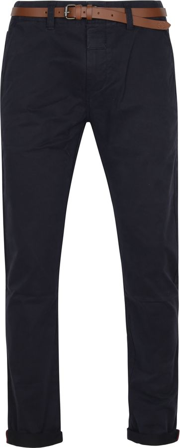 Dstrezzed Presley Chino Dark Blue