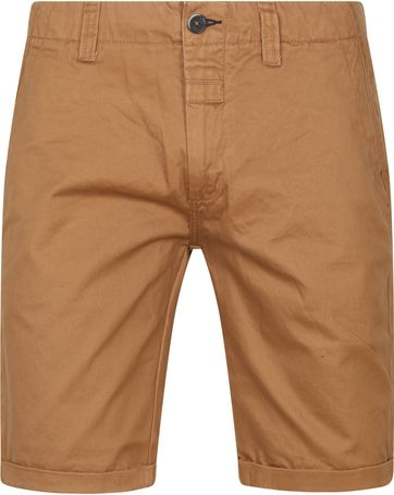 Dstrezzed Presley Chino Shorts Brown