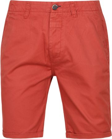 Dstrezzed Presley Chino Shorts Red