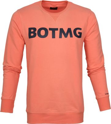 Dstrezzed Pullover Crew BOTMG Orange