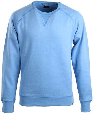 Dstrezzed Pullover Riviera Blau